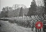 Image of Unknown Soldier of World War 1 arrives at Arlington National Cemetery Arlington Virginia USA, 1921, second 39 stock footage video 65675021989