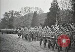 Image of Unknown Soldier of World War 1 arrives at Arlington National Cemetery Arlington Virginia USA, 1921, second 46 stock footage video 65675021989