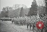 Image of Unknown Soldier of World War 1 arrives at Arlington National Cemetery Arlington Virginia USA, 1921, second 47 stock footage video 65675021989