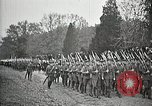 Image of Unknown Soldier of World War 1 arrives at Arlington National Cemetery Arlington Virginia USA, 1921, second 55 stock footage video 65675021989