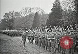 Image of Unknown Soldier of World War 1 arrives at Arlington National Cemetery Arlington Virginia USA, 1921, second 59 stock footage video 65675021989