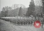 Image of Unknown Soldier of World War 1 arrives at Arlington National Cemetery Arlington Virginia USA, 1921, second 62 stock footage video 65675021989