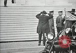 Image of Funeral service for first American Unknown Soldier Arlington Virginia USA, 1921, second 10 stock footage video 65675021990