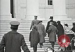 Image of Funeral service for first American Unknown Soldier Arlington Virginia USA, 1921, second 14 stock footage video 65675021990