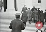 Image of Funeral service for first American Unknown Soldier Arlington Virginia USA, 1921, second 16 stock footage video 65675021990