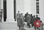 Image of Funeral service for first American Unknown Soldier Arlington Virginia USA, 1921, second 18 stock footage video 65675021990