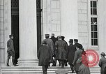 Image of Funeral service for first American Unknown Soldier Arlington Virginia USA, 1921, second 20 stock footage video 65675021990