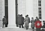 Image of Funeral service for first American Unknown Soldier Arlington Virginia USA, 1921, second 22 stock footage video 65675021990