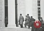 Image of Funeral service for first American Unknown Soldier Arlington Virginia USA, 1921, second 23 stock footage video 65675021990