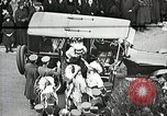 Image of Funeral service for first American Unknown Soldier Arlington Virginia USA, 1921, second 27 stock footage video 65675021990