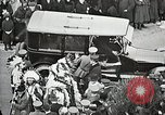 Image of Funeral service for first American Unknown Soldier Arlington Virginia USA, 1921, second 34 stock footage video 65675021990