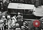 Image of Funeral service for first American Unknown Soldier Arlington Virginia USA, 1921, second 35 stock footage video 65675021990