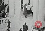 Image of Funeral service for first American Unknown Soldier Arlington Virginia USA, 1921, second 39 stock footage video 65675021990