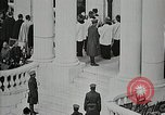 Image of Funeral service for first American Unknown Soldier Arlington Virginia USA, 1921, second 40 stock footage video 65675021990