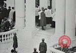 Image of Funeral service for first American Unknown Soldier Arlington Virginia USA, 1921, second 41 stock footage video 65675021990