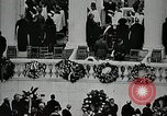 Image of Funeral service for first American Unknown Soldier Arlington Virginia USA, 1921, second 42 stock footage video 65675021990
