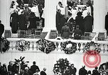 Image of Funeral service for first American Unknown Soldier Arlington Virginia USA, 1921, second 44 stock footage video 65675021990