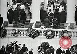 Image of Funeral service for first American Unknown Soldier Arlington Virginia USA, 1921, second 46 stock footage video 65675021990