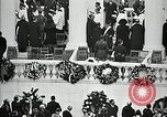Image of Funeral service for first American Unknown Soldier Arlington Virginia USA, 1921, second 47 stock footage video 65675021990