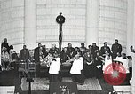 Image of Funeral service for first American Unknown Soldier Arlington Virginia USA, 1921, second 48 stock footage video 65675021990