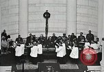 Image of Funeral service for first American Unknown Soldier Arlington Virginia USA, 1921, second 51 stock footage video 65675021990