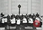 Image of Funeral service for first American Unknown Soldier Arlington Virginia USA, 1921, second 55 stock footage video 65675021990