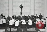 Image of Funeral service for first American Unknown Soldier Arlington Virginia USA, 1921, second 56 stock footage video 65675021990