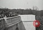 Image of American Unknown Soldier Arlington Virginia USA, 1921, second 9 stock footage video 65675021992