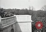 Image of American Unknown Soldier Arlington Virginia USA, 1921, second 13 stock footage video 65675021992