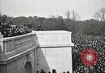 Image of American Unknown Soldier Arlington Virginia USA, 1921, second 14 stock footage video 65675021992