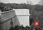 Image of American Unknown Soldier Arlington Virginia USA, 1921, second 17 stock footage video 65675021992