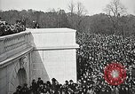 Image of American Unknown Soldier Arlington Virginia USA, 1921, second 19 stock footage video 65675021992