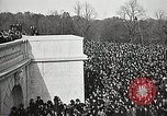 Image of American Unknown Soldier Arlington Virginia USA, 1921, second 20 stock footage video 65675021992