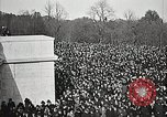 Image of American Unknown Soldier Arlington Virginia USA, 1921, second 23 stock footage video 65675021992