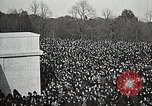 Image of American Unknown Soldier Arlington Virginia USA, 1921, second 24 stock footage video 65675021992