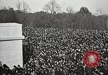 Image of American Unknown Soldier Arlington Virginia USA, 1921, second 25 stock footage video 65675021992