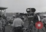 Image of Troops of the 44th Infantry Division take part in filming of a movie Fort Lewis Washington USA, 1954, second 12 stock footage video 65675022005
