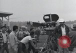 Image of Troops of the 44th Infantry Division take part in filming of a movie Fort Lewis Washington USA, 1954, second 16 stock footage video 65675022005