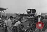 Image of Troops of the 44th Infantry Division take part in filming of a movie Fort Lewis Washington USA, 1954, second 17 stock footage video 65675022005