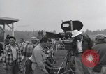 Image of Troops of the 44th Infantry Division take part in filming of a movie Fort Lewis Washington USA, 1954, second 18 stock footage video 65675022005