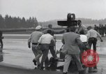 Image of Troops of the 44th Infantry Division take part in filming of a movie Fort Lewis Washington USA, 1954, second 19 stock footage video 65675022005