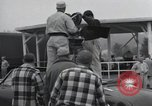 Image of Troops of the 44th Infantry Division take part in filming of a movie Fort Lewis Washington USA, 1954, second 26 stock footage video 65675022005