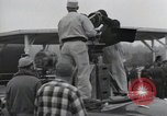 Image of Troops of the 44th Infantry Division take part in filming of a movie Fort Lewis Washington USA, 1954, second 28 stock footage video 65675022005