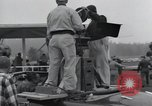 Image of Troops of the 44th Infantry Division take part in filming of a movie Fort Lewis Washington USA, 1954, second 29 stock footage video 65675022005