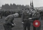Image of Troops of the 44th Infantry Division take part in filming of a movie Fort Lewis Washington USA, 1954, second 52 stock footage video 65675022005