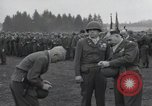 Image of Troops of the 44th Infantry Division take part in filming of a movie Fort Lewis Washington USA, 1954, second 54 stock footage video 65675022005