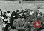 Image of American soldiers Broney France, 1944, second 10 stock footage video 65675022019