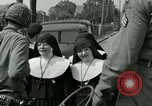 Image of American soldiers Broney France, 1944, second 17 stock footage video 65675022019