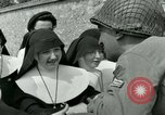 Image of American soldiers Broney France, 1944, second 32 stock footage video 65675022019