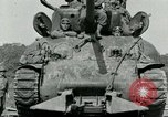 Image of 3rd Armored Division France, 1944, second 52 stock footage video 65675022020